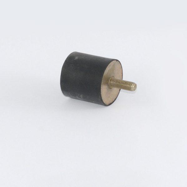 KLAAS Gummipuffer 60x50mm 1AG M10x20