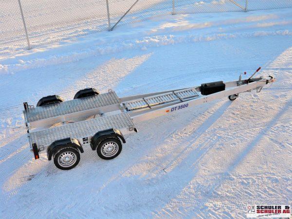 DINO DT35003,5 to-Aluminium-Anhänger