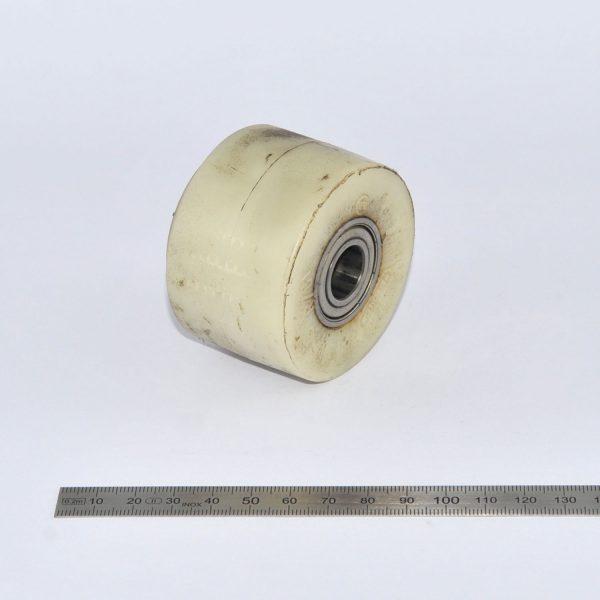 KLAAS Schlittenrolle gross, Kunststoff mit Lager 6002Z