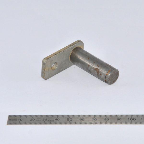 Bolzen für Laufrolle mit Fangbremse, 15x50mm