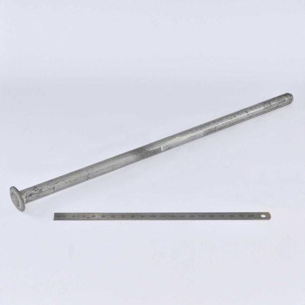 Steckbolzen D=14x380mm