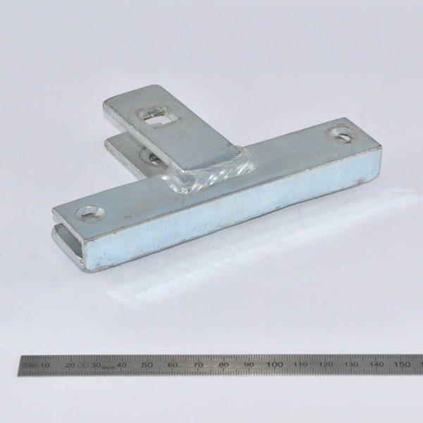 Seilhalter kpl. mit Schraube einfache Ausführung