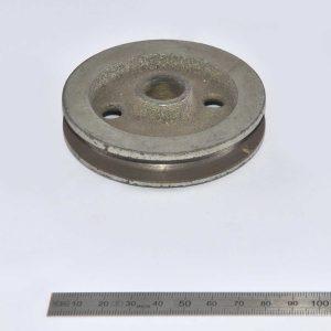 Seilrolle D=85 m. Bronzelage
