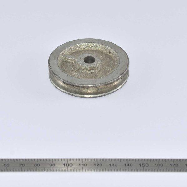Seilrolle D=60 zu ausdrehbarer Rohrstütze