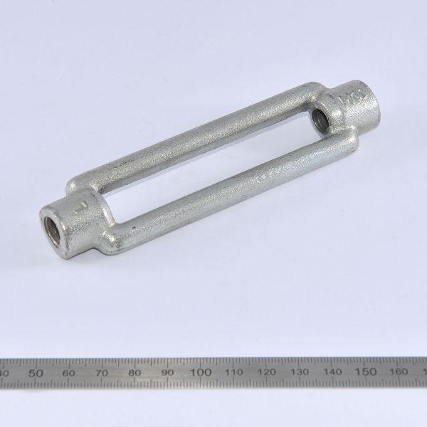 KLAAS Spannschloss 10 mm 087759 Hahn