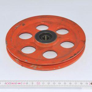 BÖCKER Seilrolle D=170mm / innen 15