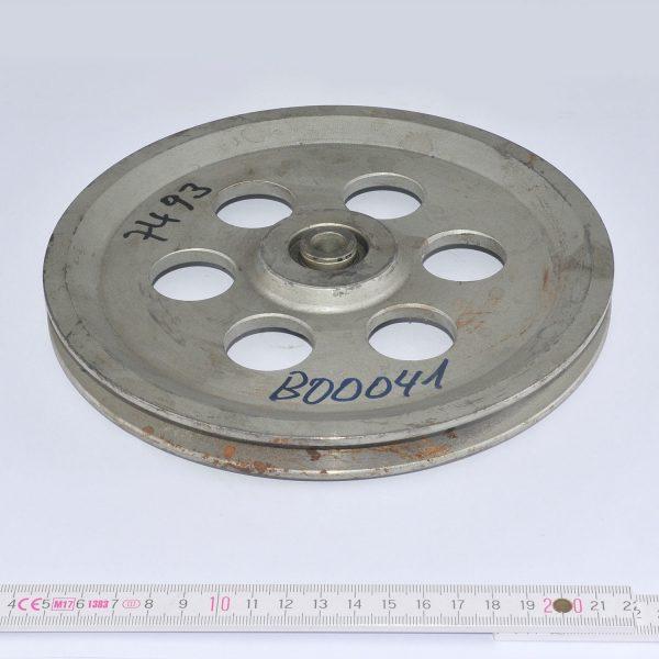 BÖCKER Seilrolle D=200mm