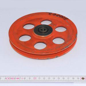 BÖCKER Seilrolle D=170mm