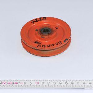 BÖCKER Seilrolle D=100mm
