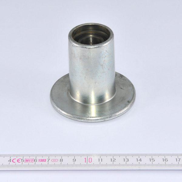 BÖCKER Stahl-Laufrolle 40/75-65 HD Schlittenrolle