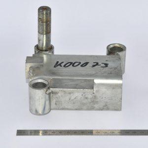 KLAAS Grundrahmen feuerverzinkt 88.1.026 / Heiniger