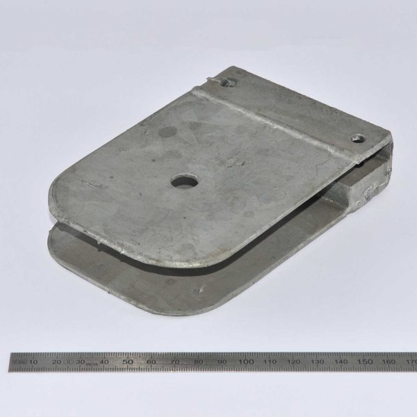 KLAAS Seiltasche für Seilrolle D=1