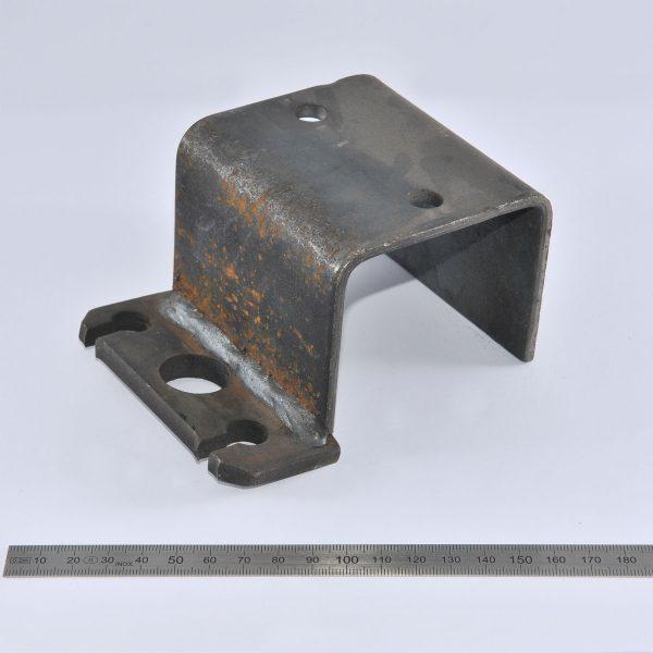 KLAAS U-Profil zu Handbremshebelhalter