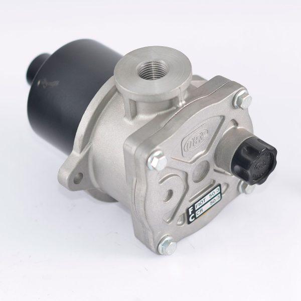 KLAAS Filtergehäuse kpl. Klaas 1.15 FIOT 50/3