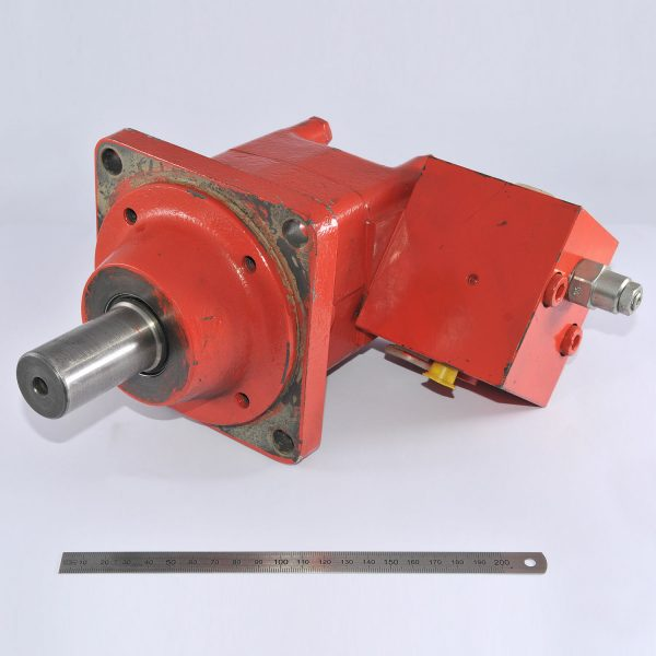 KLAAS Austausch-Hydraulikmotor OMR 250
