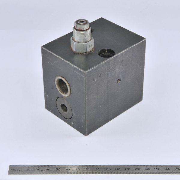 KLAAS Ventileinheit zu Danfoss OMSW 151 FO 225/2 Motor