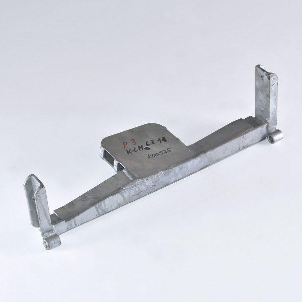 KLAAS Schienenkopfstück P3