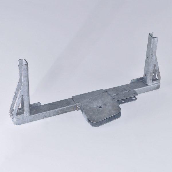 KLAAS Schienenkopfstück S6 HV Klaas 9.5.4