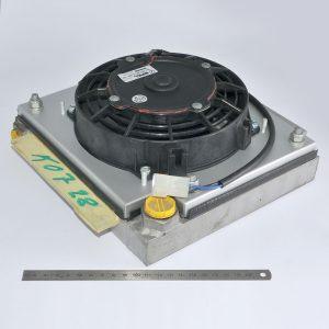 KLAAS Hydraulik-Oelkühler mit Lüft kpl.