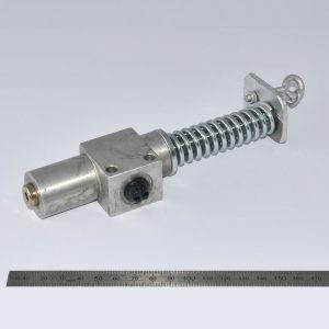 KLAAS Hydraulikzylinder zu autom. Gasregulierung