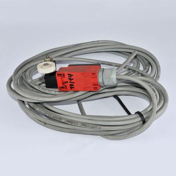 KLAAS Elektroendschalter für Leiter