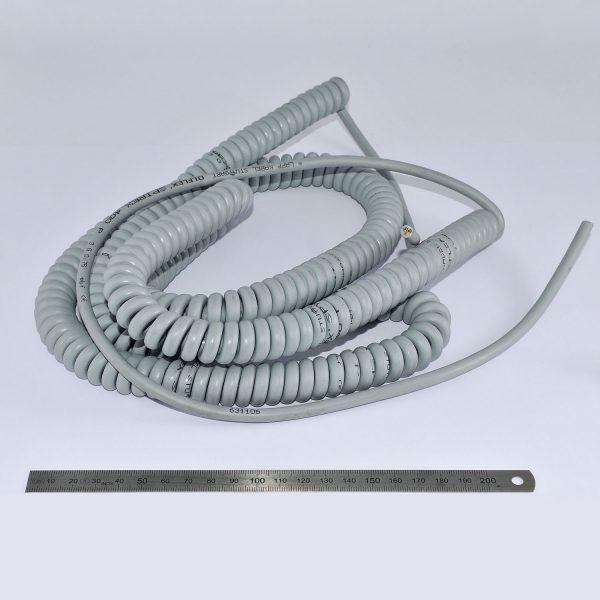 KLAAS Spiralkabel 3-adrig