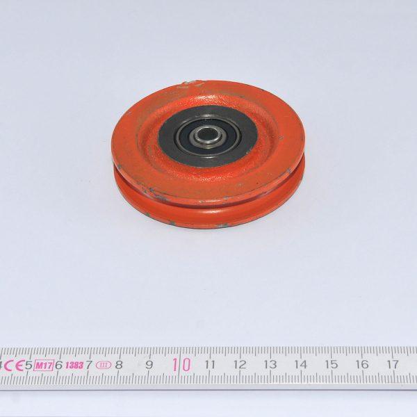 BÖCKER Seilrolle D=75mm