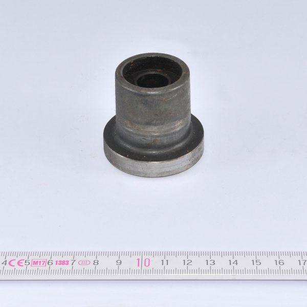 BÖCKER Stahl-Laufrolle 36/50-45 HD Schlittenrolle kleiner Bu