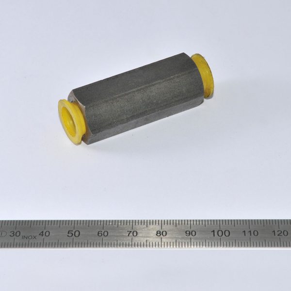 KLAAS Rohrbruchsicherung m. Versch LB1G-6.3BL,verwendbar auf LM