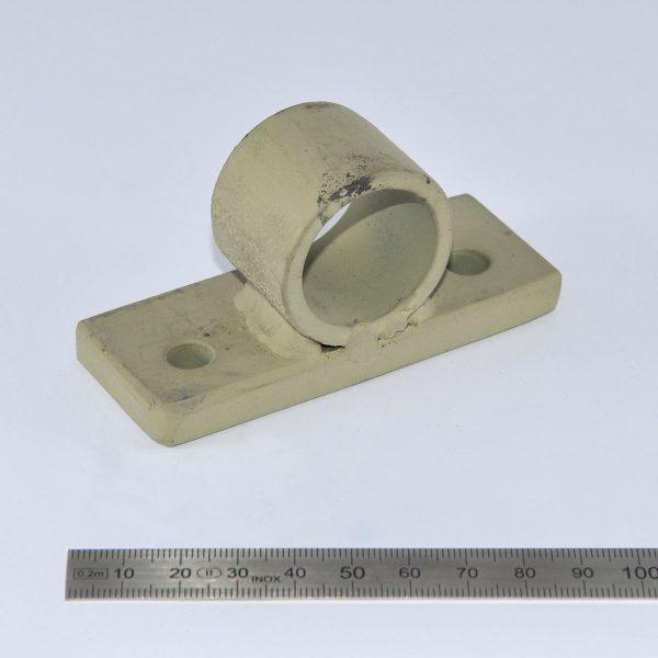KLAAS Spannrollenhalter mit Anschraubplatte