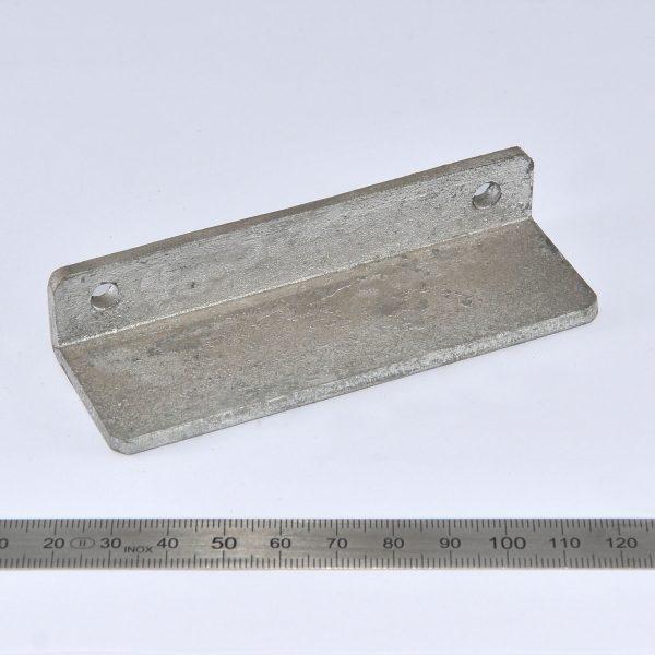 KLAAS Verschleisschutz für Sprosse 35/20/4 x 150mm
