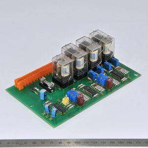 KLAAS Schaltplatine zu Elektro-Fernsteuerung