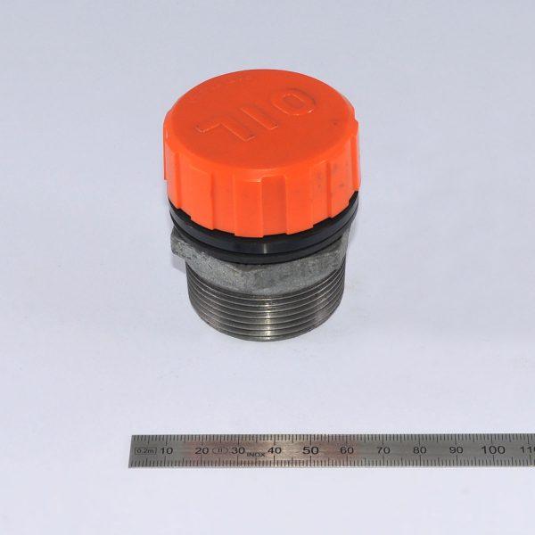 KLAAS Tankdeckel zu Blechtank zu Motor GX 360
