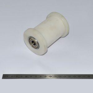 KLAAS Seilrolle 90mm zu Knickschie